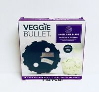 Veggie Bullet Angel Hair Blade Spiralize in Seconds New