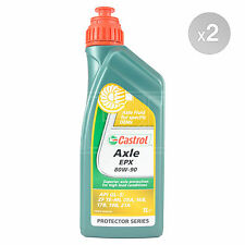 Castrol Axle EPX 80W-90 Gear Oil 80W90 Axle Fluid for specific OEMs 2x1 Litre 2L