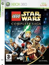 Lego Star Wars Complete Saga XBox 360 NEW Sealed ORIGINAL RELEASE NOT CLASSIC