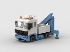 Lego®,Kirmes,Kermis,Funfair LKW Anleitung/Construction