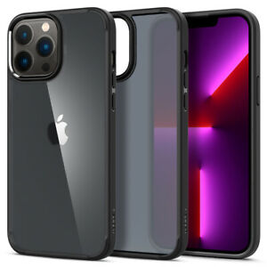 iPhone 13 Mini / 13 / 13 Pro / 13 Pro Max Case Cover   Spigen Ultra Hybrid Matte