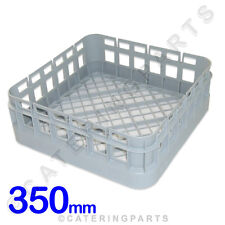 CLASSEQ CLASSIC 350 X 350 CUP GLASS DISH-WASHER GLASS-WASHER RACK BASKET 400SGBP