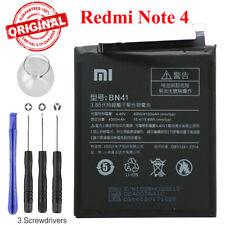 Genuine Original OEM Xiaomi BN41 Battery for Hongmi Redmi Note 4 4000mAh +Tools