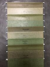 LOT OF 10 Hanging Folders Legal 9 1/2 x 14 3/4 Globe-Weis, File-Pro, Pendaflex