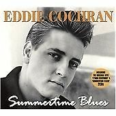 EDDIE / EDDY COCHRAN - THE VERY BEST OF - GREATEST HITS COLLECTION 2CD ALBUM NEW