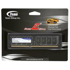 MEMORIA RAM DDR3 TEAM 8GB PC1600 CL11 1,5V TED38G1600C1101