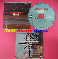 CD singolo Giorgio Conte Amadie SDN 029 PROMO 2003 CARDSLEEVE no mc vhs lp(S20*)