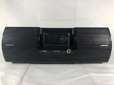 SiriusXM SXSD2 Onyx EZ Portable Speaker Dock BOOMBOX Sirius Radio No Cables