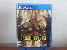 Blasphemous (PS4) LRG #304 (BRAND NEW)