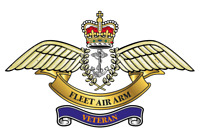 "FLEET AIR ARM VETERANS x 2 BRITISH ARMED FORCED MILITARY REGIMENT 5"" approx"