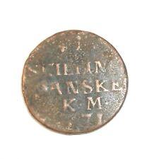 1771 1-Skilling Danske - Denmark KM