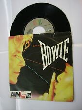 """DAVID BOWIE - CHINA GIRL - 7"""" VINYL IN EXCELLENT CONDITION - ITALY 1983"""