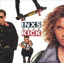 NEW INXS Kick 25th Anniversary Box Set, 3xCD+DVD, Limited Edition, Super Deluxe