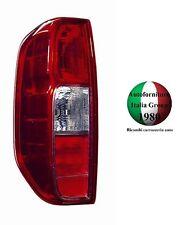 FANALE FANALINO STOP POSTERIORE SINISTRO SX BIANCO-ROSSO  NAVARA 05> 2005>