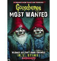 Goosebumps Most Wanted: Planet of the Lawn Gnomes 1 by R. L. Stine (2012, Paper…