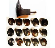 15 Easy Screw Railroad Spike Hooks Antique Vintage Rustic Coat Tool Reclaimed