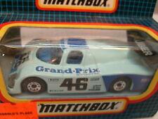 1987 MATCHBOX SUPERFAST MB-46 SAUBER GROUP C GRAND-PRIX SHELL DUNLOP RACER MIB