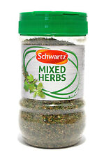 Catering Size Mixed Herbs 100g Schwartz Spices Flavours Season Chef Cooking