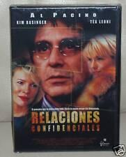 RELACIONES CONFIDENCIALES PEOPLE I KNOW DVD NUEVO PRECINTADO THRILLER R2