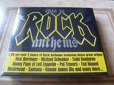 Various - This Is Rock Anthems SLASH DIO WARRANT LA GUNS RATT QUIET RIOT POISON