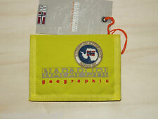 Potafoglio Napapijri North Cape SLG Wallet MainApps Y01-yellow Fluo (limone)