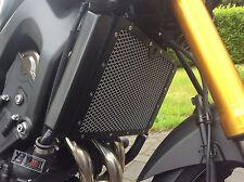 BRUUDT Kühlerabdeckung Radiator guard für Yamaha MT09 MT 09 Tracer