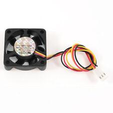 40mm x 10mm 4010 8.9 CFM 3Pins 12V DC Brushless Computer Cooling Fan SS