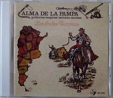 CD - LOS INDIOS TACUNAU / ALMA DE LA PAMPA / ARGENTINA / OMAGATOKI JAPAN