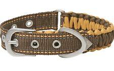 Browning Survival Cord Dog Collar - Small Nwt