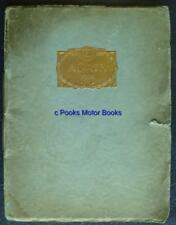 BENTLEY AGAIN 1928 LE MANS VICTORY -  BENTLEY CELEBRATION BOOKLET AUTOCAR MOTOR