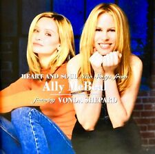 Heart And Soul: Ally McBeal by Vonda Shepard (CD) Al Green, Emily Sailiers