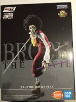 One Piece: Stampede Ichibansho PVC figure  Brook  Bandai namco  new