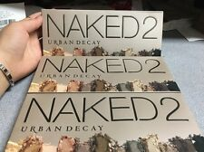 AUTHENTIC Urban Decay NAKED 2 Eyeshadow Palette New In Box