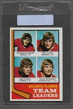 *** 1974-75 OPC Atlanta Flames TL #14 (EX++) Hockey Card Set Break *** P2261