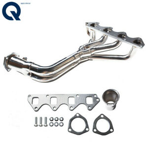 For Suzuki Samurai/Sidekick Geo Tracker Headers Manifold 1.3L 1.6L L4 Stainless