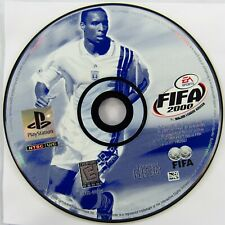 """"""" FIFA 2000"""" Sony Play Station 1 2000 PS1 Disc Only"""