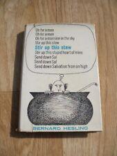 Bernard Hesling - Stir Up This Stew (Australian Hardback 1st Ed. 1966)