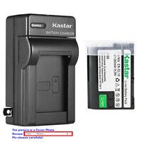 Kastar Battery AC Wall Charger for Nikon EN-EL15 MH-25 Nikon D7500 DSLR Camera