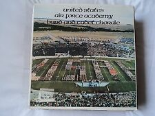 UNITED STATES AIR FORCE ACADEMY BAND AND CADET CHORALE -US import RARE ~ EX / VG