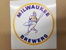 Milwaukee Brewers cornhole board or vehicle decal(s)MB8