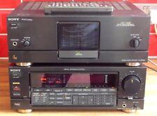 Sony Lbt-V925 Power Amplifier + Preamplifier + Remote Control