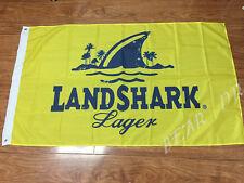 Landshark Lager Banner Flag 3x5 Feet