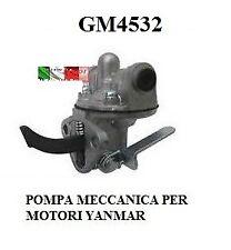 POMPA GASOLIO MOTORE YANMAR 523 JDM SIMPA BELLIER CHATENET MICROCAR GM4532