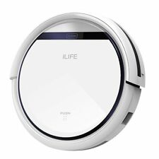 ILIFE Robotic Vacuum Cleaner Automatic Pet Hair Hard Floor Vac Vaccum Vacoum