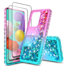 For Samsung Galaxy A51 A71 A20 A20s A50 Case With Full Cover Screen Protector