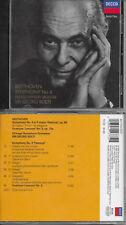 "CD - BEETHOVEN : SYMPHONY N° 6 "" PASTORAL "" SIR GEORG SOLTI / CLASSIQUE - DECCA"