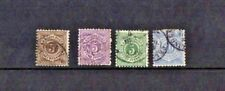 Wurttemberg Used Postage German & Colonies Stamps