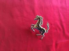 Ferrari 458 italia,spyder Chrom Pferd für vorne stoßstange 75mm 50mm P/N