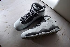 Nike Air Jordan 10 London City Pack Retro Mens US 9.5