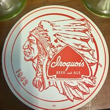 Lot Of 10 Vintage Iroquois Beer Tray Covers.  1955. Buffalo New York.